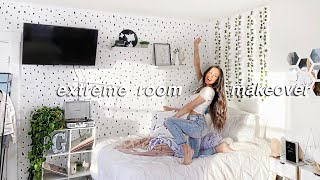 extreme room makeover!! + tour