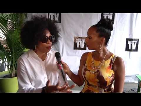 Capital Jazz TV interview with Rachelle Ferrell at Capital Jazz Fest 2014