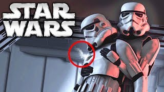 Why Stormtrooper Armor DOESN'T Suck! | Star Wars Theory