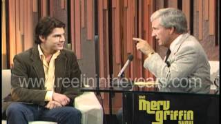 Tom Cruise Interview- Risky Business (Merv Griffin Show 1983)