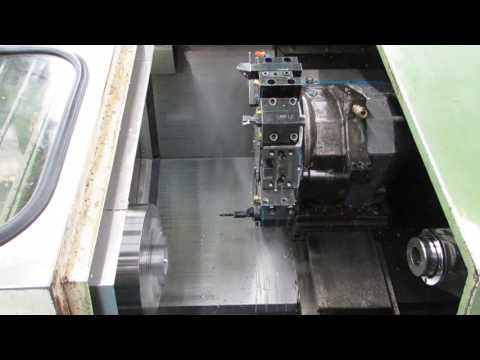 Okuma LB15 CNC Turning Center - Online Auction at www.machinesused.com