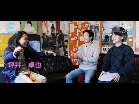 【BgM】Blueglue + 坪井卓也(下北沢GARAGE) vol.1