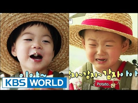 The Return of Superman | 슈퍼맨이 돌아왔다 - Ep.45 (2014.10.11)