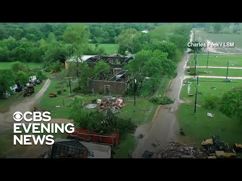 Severe weather hits Texas