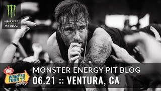 2015 Monster Energy Pit Blog: Ventura