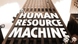 Human Resource Machine - A Live Programming Adventure