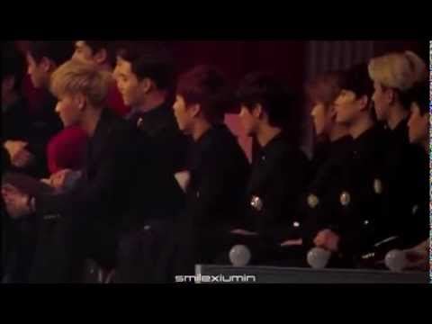 131229 EXO DURING AILEE's PERF!LONGER VER.!FANBOYS!