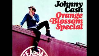 Johnny Cash- Orange Blossom Special