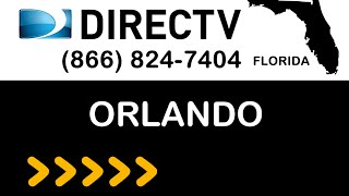 Orlando FL DIRECTV  Satellite TV Service packages deals and offers