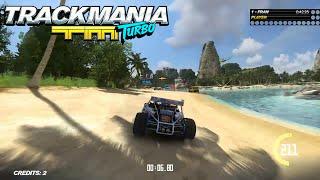 Trackmania Turbo - Gameplay Walkthrough