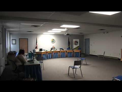 Town of Plattsburgh Planning Board Meeting  4-29-20