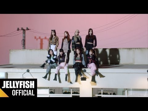 gugudan(구구단) - 'Not That Type' Official M/V