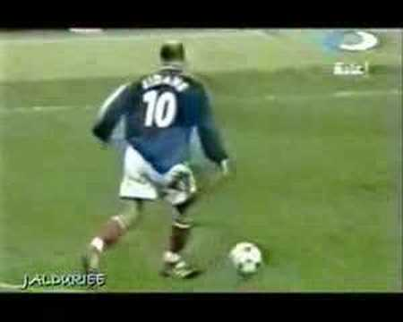 zidane skills
