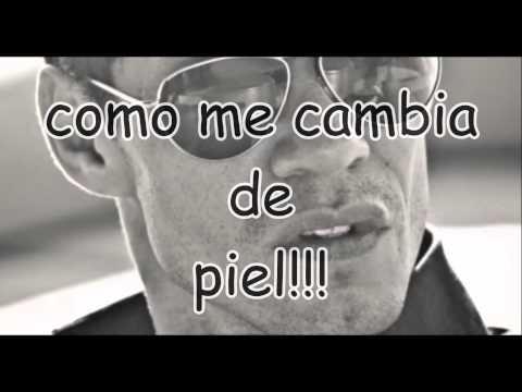 Marc Anthony - Cambio De Piel (letras)(lyrics)