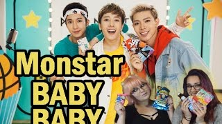 Reaction Time!! // Monstar- #Baby Baby *That Girl Isn't Good Enough For Them Anyways*