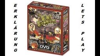 The War of the Worlds (DVG) Erklär - Lets Play