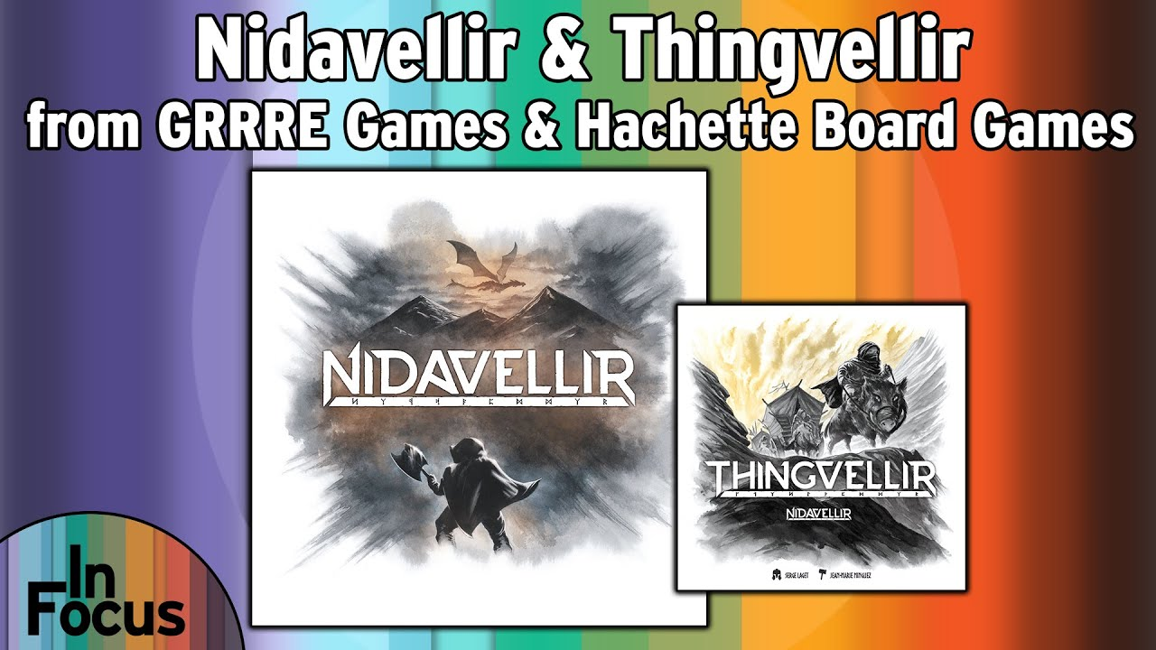 Nidavellir & Thingvellir - In Focus