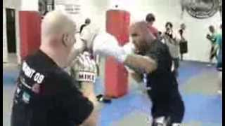 George Sullivan CFFC 26 Training Camp