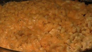 World's Best Baked Macaroni & Cheese: Easy Cheesy Baked Mac n Cheese Recipe