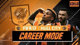 FIFA 17 HULL CITY CAREER MODE!!!   RIDICULOUS ENDING + WORST GOALKEEPING EVER! - S2 E10