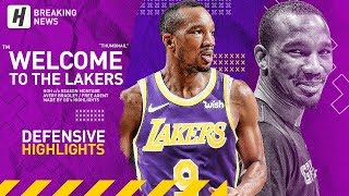 Avery Bradley Plans to Sign with the Lakers! BEST Defensive Highlights from 2018-19 NBA Season!