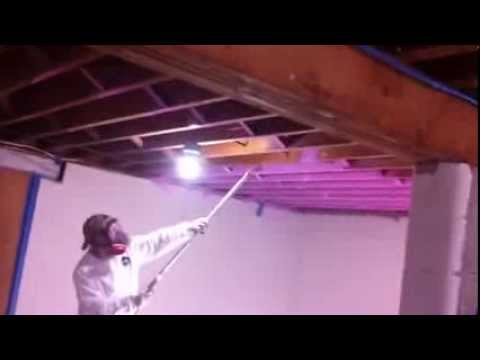 PinkShield - Fire Protective Coating - Application