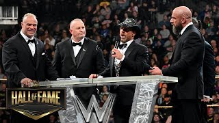 Billy Gunn Comments On Triple H Taking A Shot At AEW During WWE Hall Of Fame Speech
