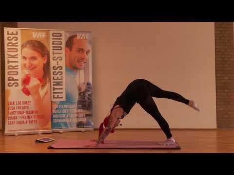 Pilates mit Maxi 2