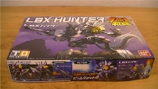 Let's Build an LBX