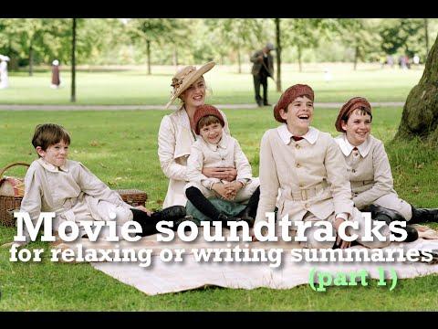 MOVIE SOUNDTRACKS (writing summaries/part 1)