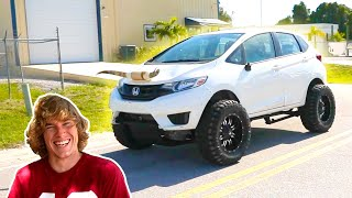 Surprising Danny Duncan with Dream Car!