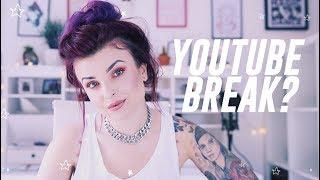 HAVING A YOUTUBE BREAK