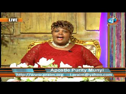 Apostle Purity Munyi Into The Chambers Of The King 05-01-2020