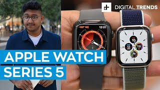 Apple Watch Series 5 Hands-on Review | Still The Best