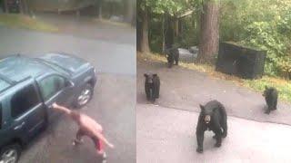 Mislio je da mu neko krade auto parkirano ispred kuće. Kada je izašao vani i otvorio vrata… ŠOK! (VIDEO)