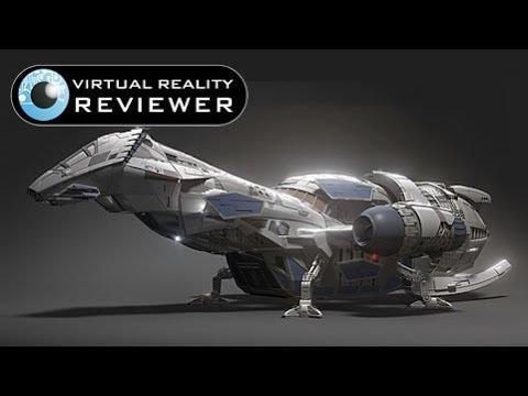 VR Recreation of Serenity (),