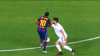41 Year-old Ronaldinho Still Got Magic on His Feet