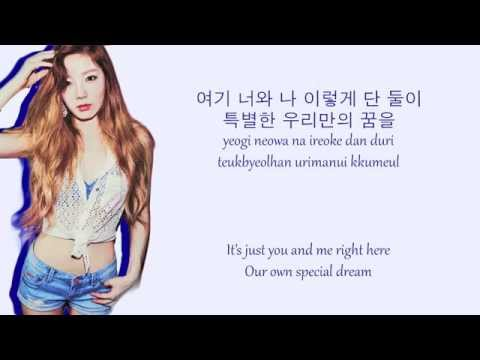 Whisper - Taetiseo Colour Coded Lyrics (HAN/ROM/ENG)