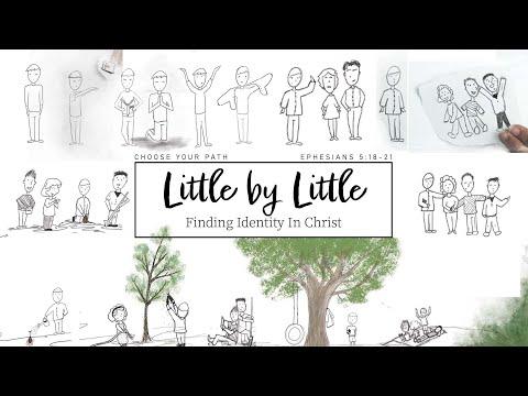 Little By Little // Week 20