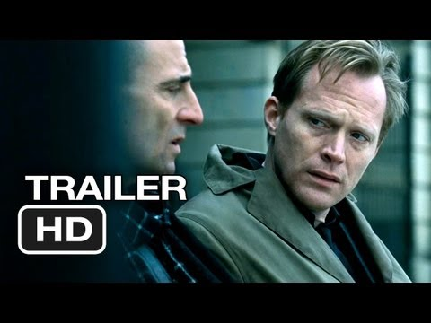 Blood Official Trailer #1 (2013) - Paul Bettany Thriller HD