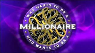 Who wants to be a millionaire? new U.K 2010 intro