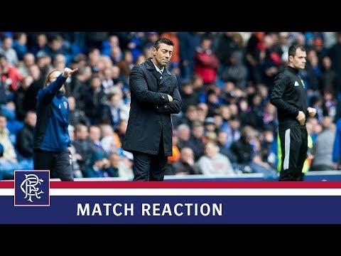 Rangers vs Heart Of Midlothian