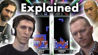 The Classic Tetris World Championships Explained