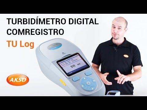 Turbidímetro Digital com Registro - TU Log