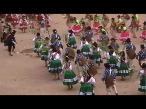 Carnavales  de vilcashuaman  Acho 2012