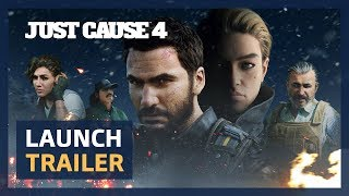 Just Cause 4 - Trailer di lancio