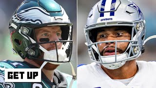Cowboys vs. Eagles: Who is the favorite in the NFC East? | Get Up