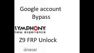 remove FRP lock Bypass Z9
