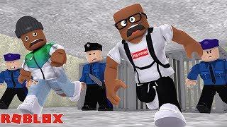 THE ULTIMATE PRISON ESCAPE IN ROBLOX