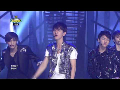 (ShowChampion EP.10) EXO-K - INTRO+MAMA (엑소케이 - 인트로+마마)